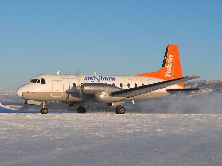 Air North Hawker Siddeley HS-748 Srs2A/269