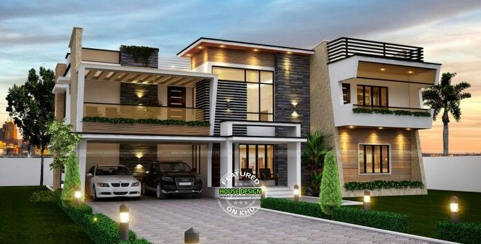 Modern Dream House Design Http Www Otoseriilan Com In 2020 Contemporary House Plans House Front Design House Designs Exterior