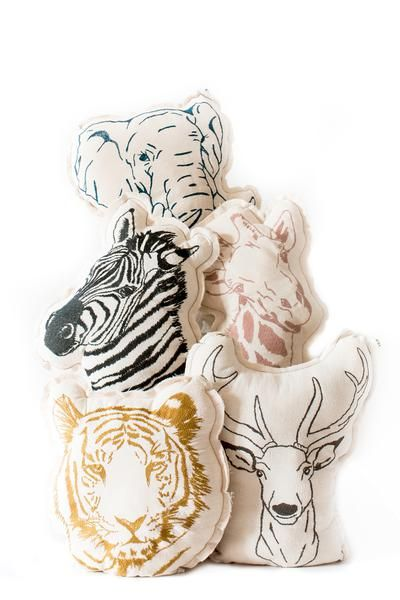 Animal cushions//