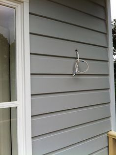Exterior house paint - Dulux Milton Moon