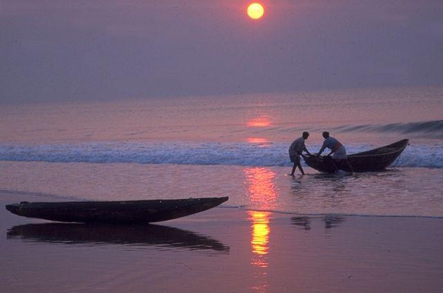 Chandipur - Odisha, Ινδία