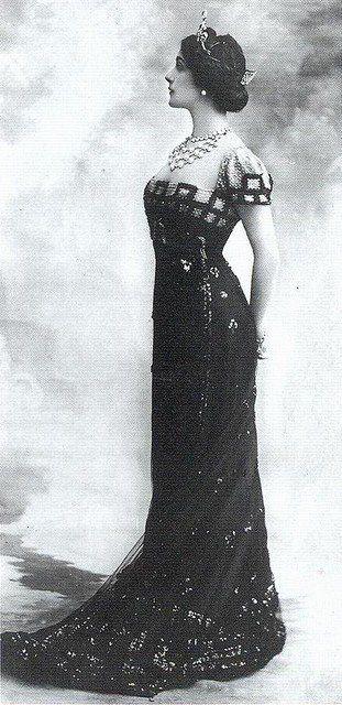 1910 / Lina Cavaliere - via House of PoLeigh Naise on fb