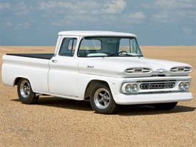 old chevy truck restoration parts