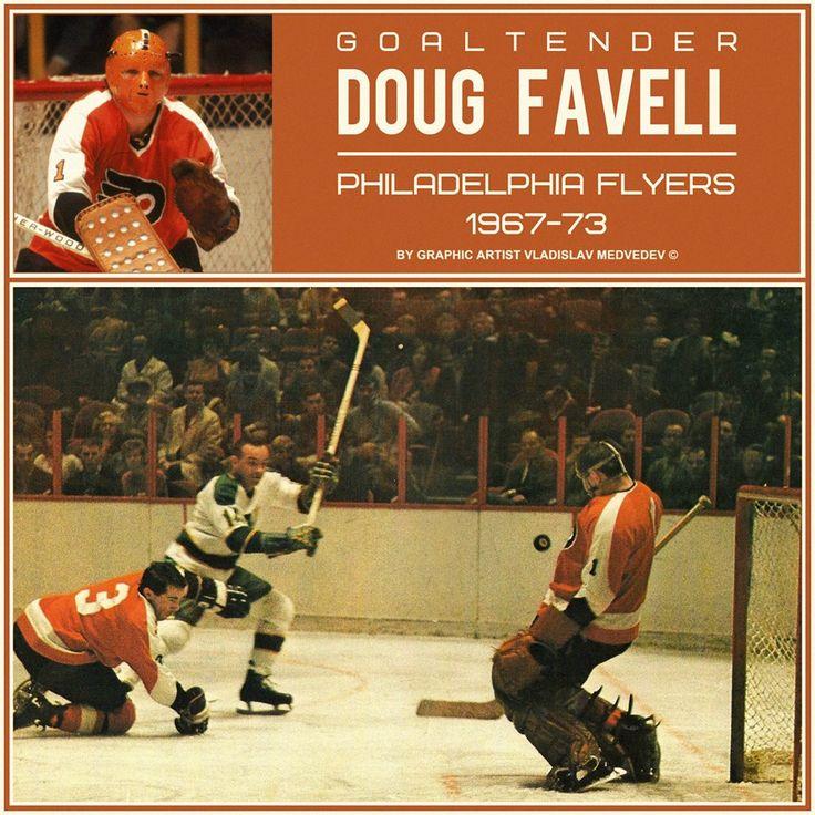 Doug Favell #icehockey #nhl #goalie #хоккей #вратарь #нхл