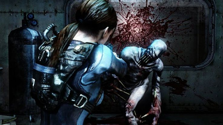 Resident Evil Revelations HD coming to PlayStation 4 and Xbox One this fall