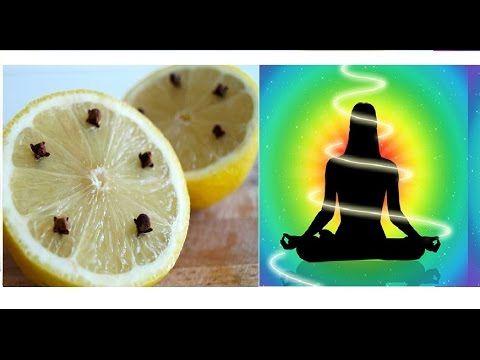 Limpieza con limón, sal y clavo (limpieza directa y para dormir)