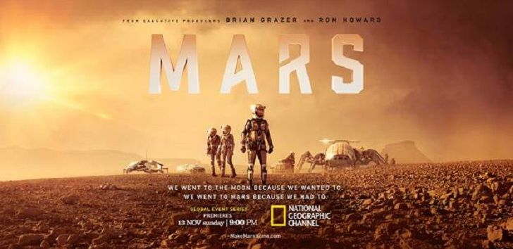 LIVING ON MARS IN 2033: ARE YOU READY?  National Geographic Channel  Creates an Interactive 'Life on Mars' experience in the Philippines