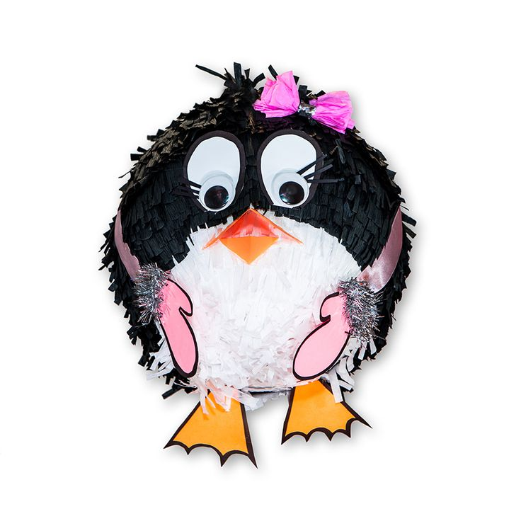Pani Pingwin