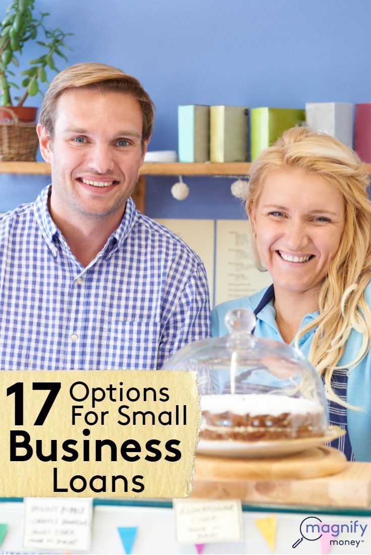 Are you a small business owner looking to borrow money? Are you trying to find the best place to borrow, but don't know where to turn?  We have the resources you need to find the perfect small business loan for your business http://www.magnifymoney.com/blog/small-business/17-options-small-business-loan198853466