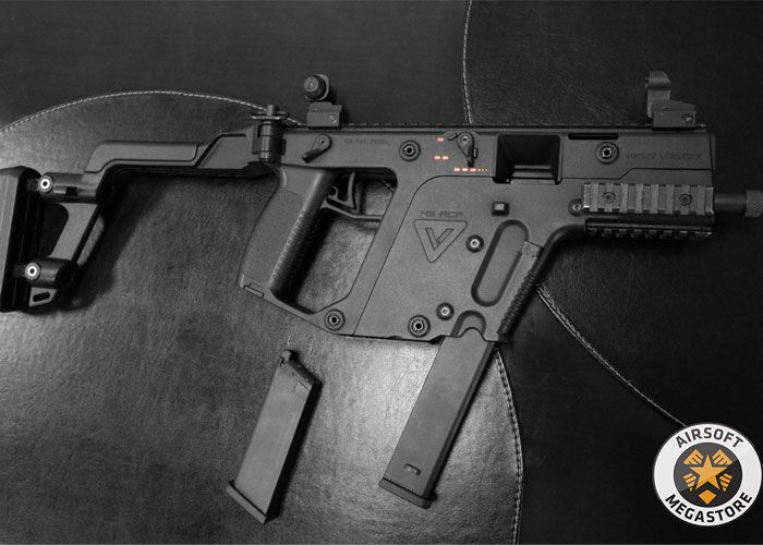 AMS: More On The KWA KRISS Vector