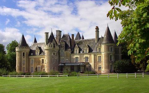 Château des Sept Tours ~ Courcelles-de-Touraine ~ Centre ~ France