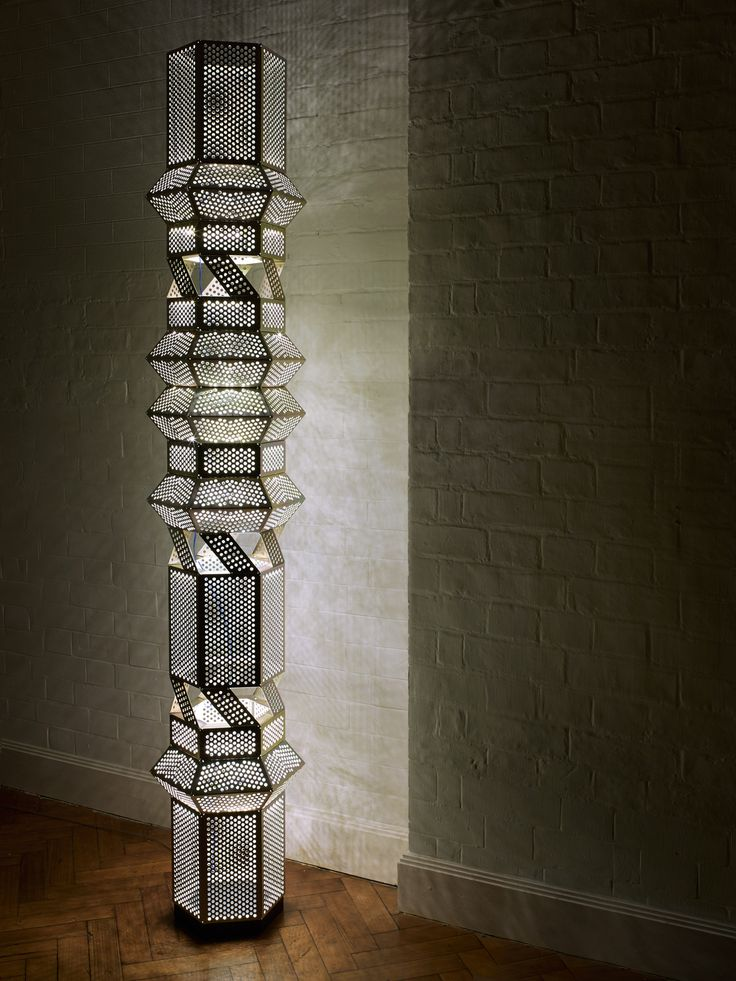 Column Floor Lamp By Studio Fabien Cappello Lighting1