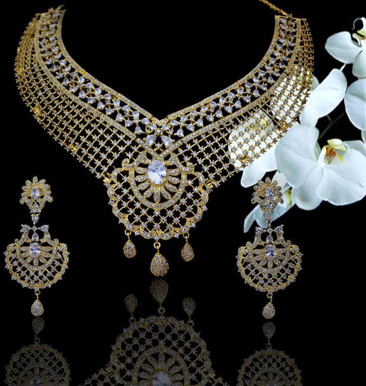 Indian Fashion Jewelry Bollywood Bridal Gold Plated Cz: Best 25+ Bollywood Fashion Ideas On Pinterest