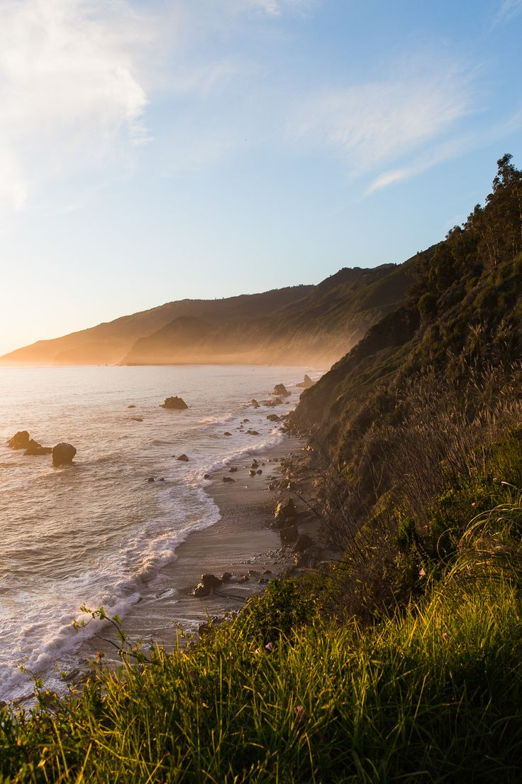 Beautiful Big Sur Sunsets / See and Savour
