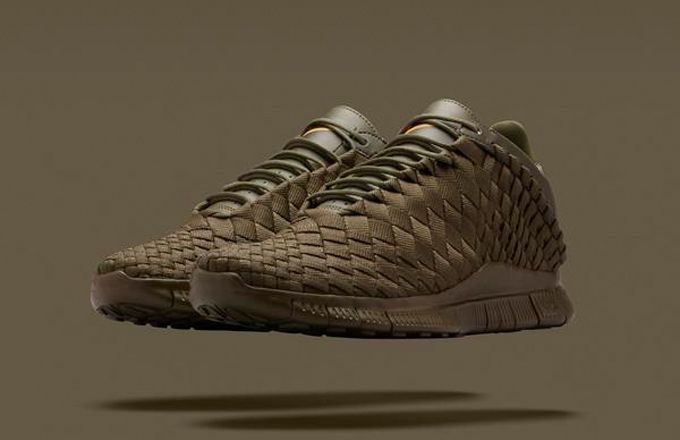 New Nike Free Inneva Woven Tech Colorway | Complex