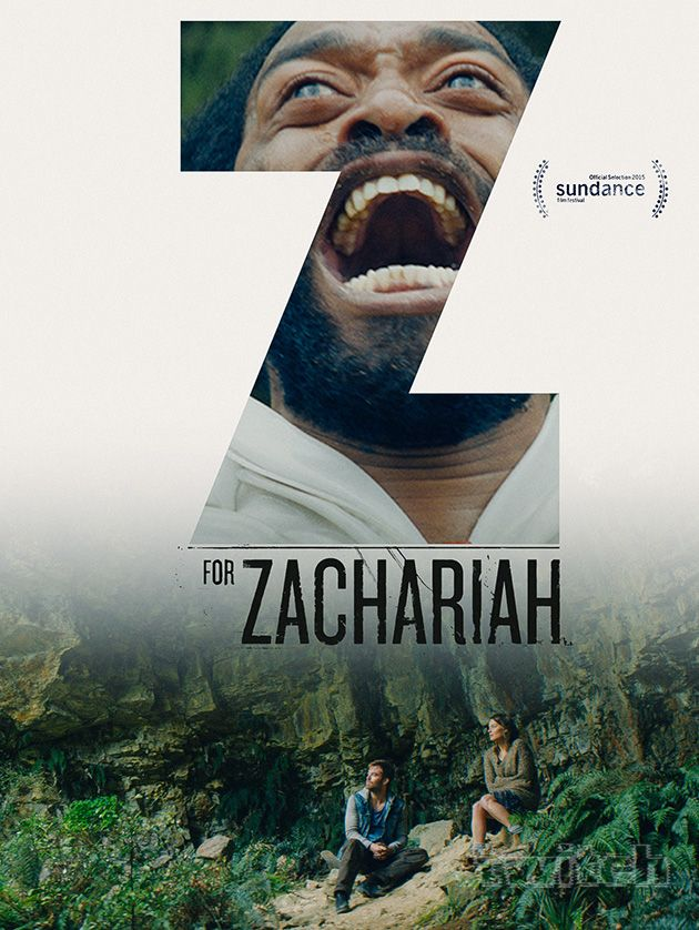 Chiwetel Ejiofor in Z For Zachariah
