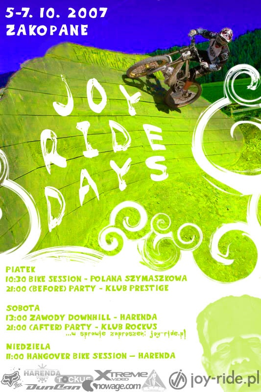 Joy Ride Days 2007
