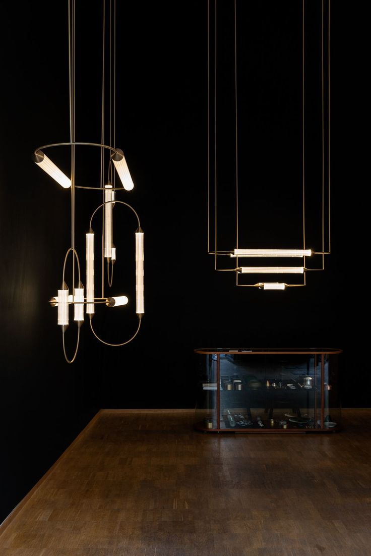 Sculptural Ornamental Lighting from Giopato & Coombes - Design Milk