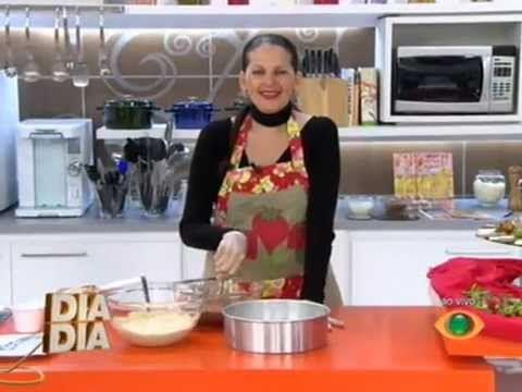 Isamara Amâncio - Bolo Zebrinha - Dia Dia - 11/02/2010 - Parte 2