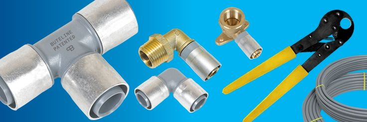 Buteline Plumbing System stocked at Plumbing Plus stores in New Zealand