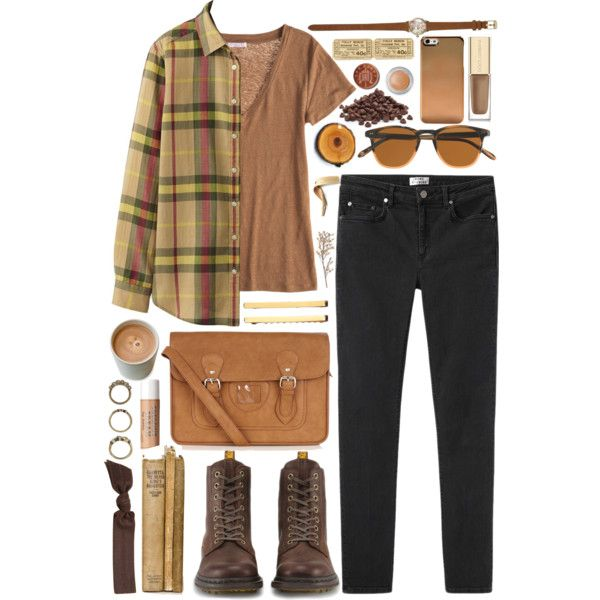 """""""Brownie"""" by jellytime on Polyvore..like the colors"""