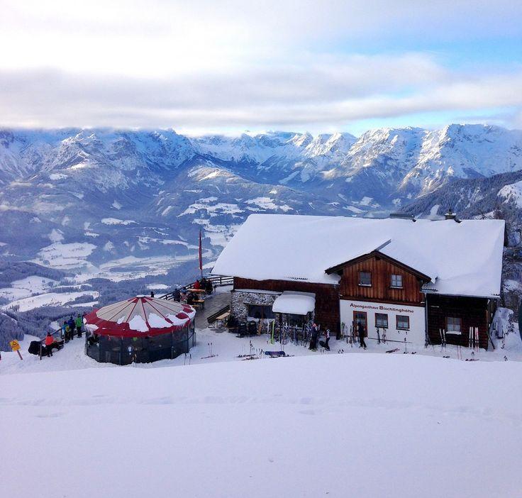 Skigebiet Werfenweng in Werfenweng, Österrich