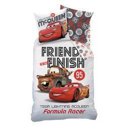 Housse de couette Cars Formula Racers 140x200 cm