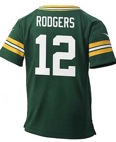 45.00$  Watch now - http://viltw.justgood.pw/vig/item.php?t=hdf160o26170 - Babies' Aaron Rodgers Green Bay Packers Game Jersey 45.00$
