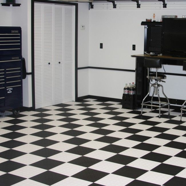 Best 25 garage floor paint ideas on pinterest painted for Modular basement flooring