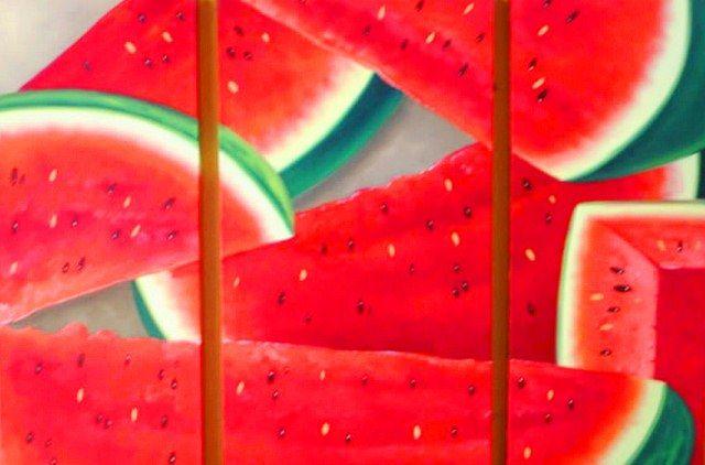 cuadros surrealistas de frutas - Buscar con Google