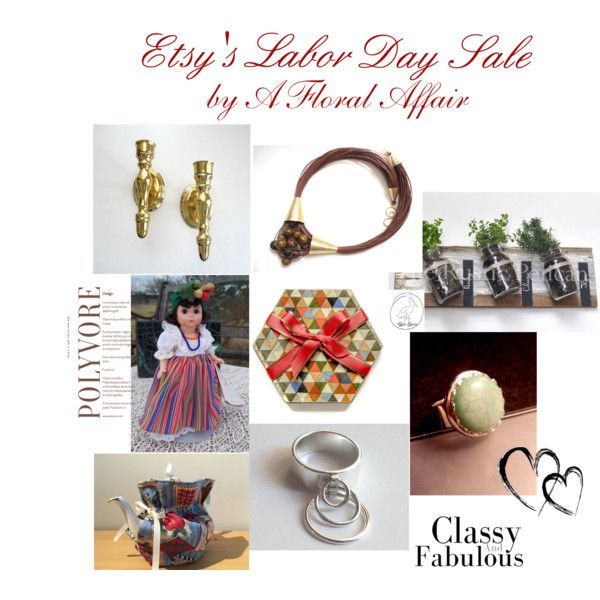 Etsy's Labor Day Sale by A Floral Affair