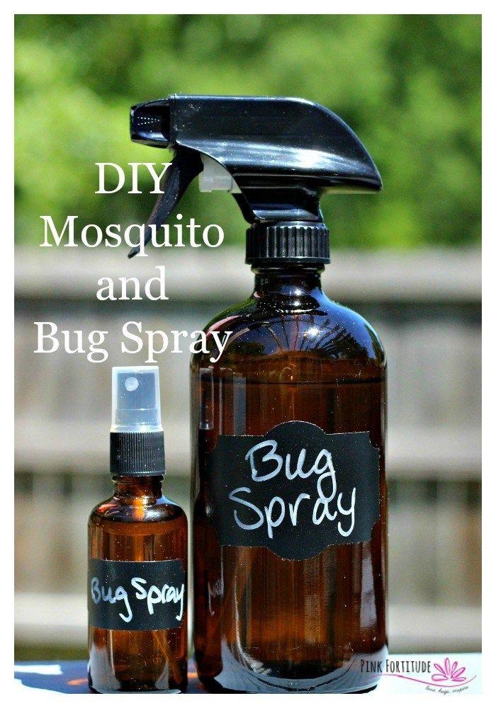 diy mosquito and bug spray diy household stuff pinterest diy rh pinterest com