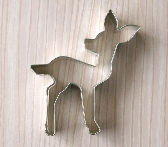 Fawn / Baby Deer Cookie Cutter at https://www.etsy.com/listing/159649723/fawn-baby-deer-cookie-cutter?ref=sr_gallery_24&ga_search_query=woodland+cookie+cutters&ga_view_type=gallery&ga_ship_to=US&ga_search_type=all&ga_facet=woodland+cookie+cutters