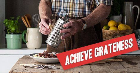 Achieve Grateness! 2015 is your year - Why cheat? Eat delicious food everyday! All you need to know and all the support you will ever need: http://realmealrevolution.com/online-course . Re-pin and share with friends and family! #LCHF #Banting