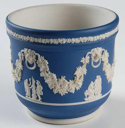Wedgwood Cream Color On Wedgwood Blue Jasperware At Replacements Wonderlust Wedgewood