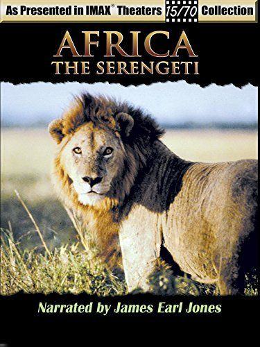 Africa - The Serengeti - Narrated by James ... by James Earl Jones for $1.99 http://amzn.to/2hoKgYA