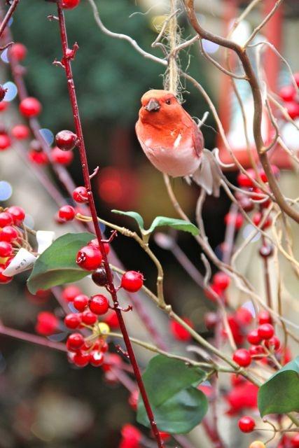 Sigh.....robin red breast...oh my nostalgic heart !