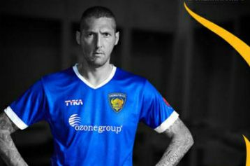 Chennaiyin FC 2014/15 TYKA Home and Away Kits