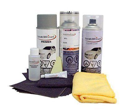 Nissan Pathfinder White Spray Paint