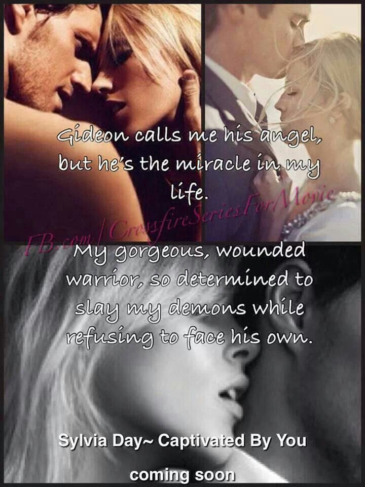 80 best the crossfire series sylvia day images on pinterest captivated by you by sylvia day crossfire series fandeluxe Choice Image