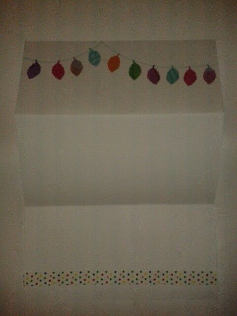 Stationery- papel de cartas. Made by pececito arcoiris
