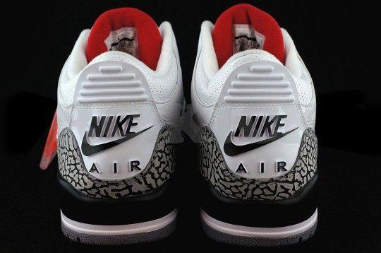 Nike Air Jordan Retro III – White Cement '88 Release Date