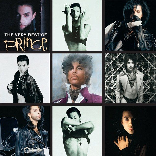 Prince's greatest hits album Ultimate makes UK Top 10 after his ...