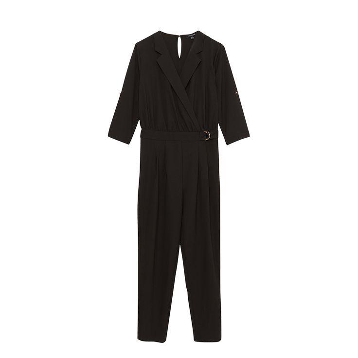 Robe noire cristina cordula pour tati
