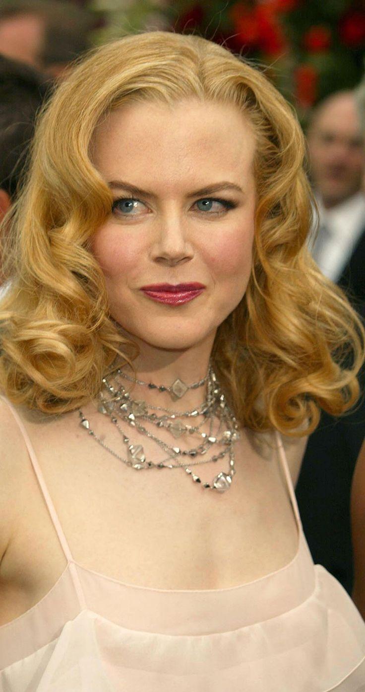 Nicole Kidman wore a $4 million, 241-carat raw diamond ...