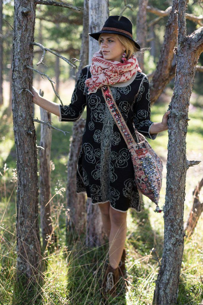 Wool dress Lara