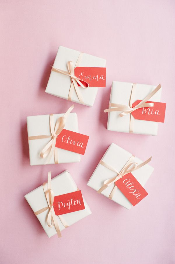 15 Perfectly Girly Bridal Shower Details Bridal