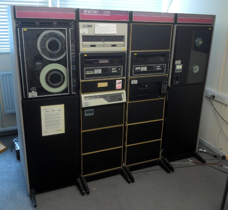 A PDP-11 ON A CHIP - A PDP-11 at The National Museum Of Computing, Bletchley, UK.