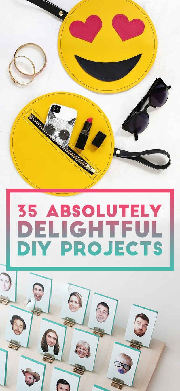 35 Completely Fucking Awesome DIY Projects