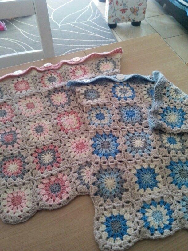 Crochetting a gift!